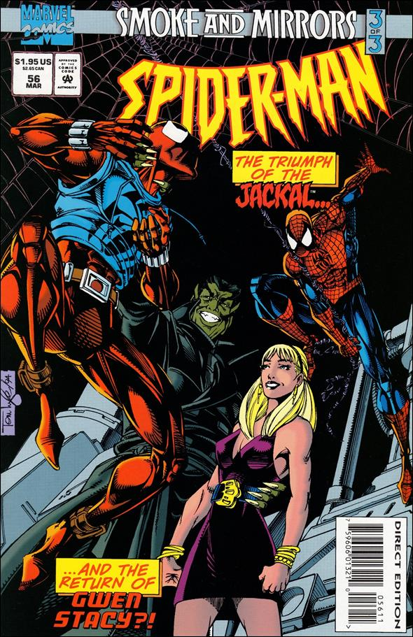Spider-Man (1990) 56-A by Marvel