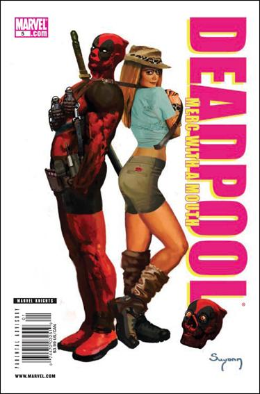 Deadpool: Merc with a Mouth 5-A by Marvel