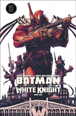 Batman: Curse of the White Knight 2-A