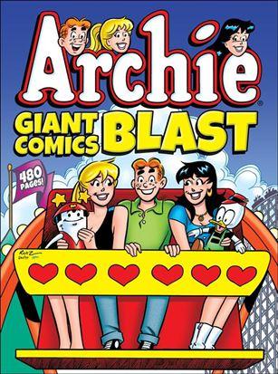 Archie Giant Comics Blast nn-A
