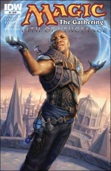 Magic: The Gathering - Path of Vengeance 2-B by IDW