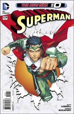 Superman (2011) 0-A