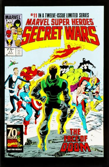 Marvel Super Heroes Secret Wars 11-C by Marvel