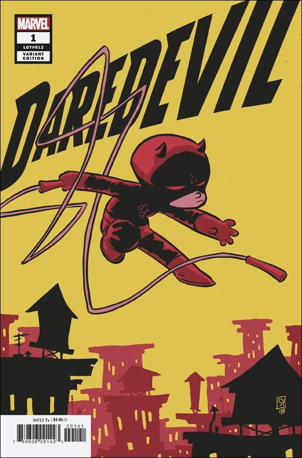 Daredevil (2019) 1-C by Marvel