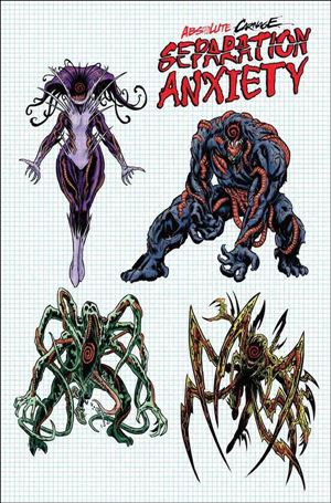 Absolute Carnage: Separation Anxiety 1-B