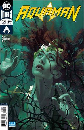 Aquaman (2016) 32-B