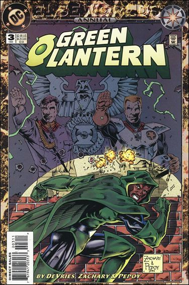 Green Lantern Annual (1992) 3-A by DC
