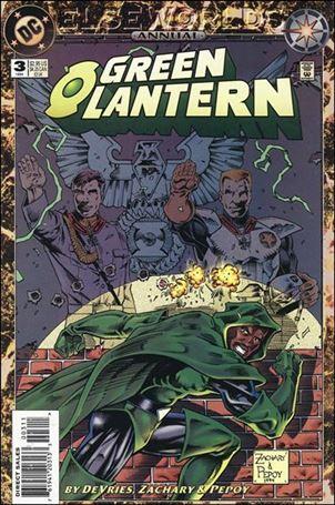 Green Lantern Annual (1992) 3-A