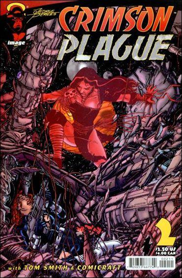 George Perez's Crimson Plague 2-A by Image