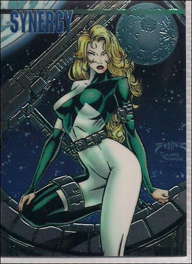WildStorm: Set 1 (Base Set) 32-A by WildStorm