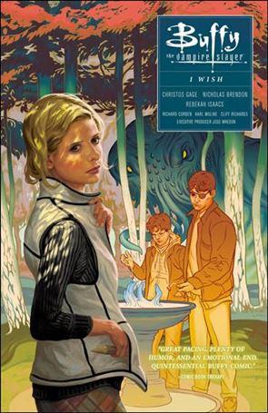 Buffy the Vampire Slayer Season 10 2-A