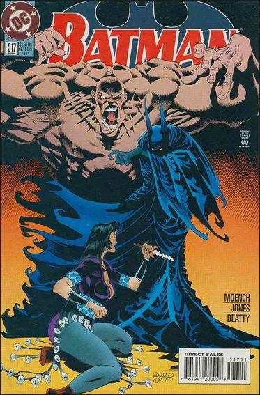 Batman (1940) 517-A by DC