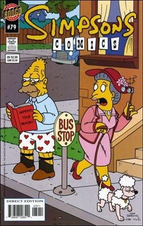 Simpsons Comics 79-A