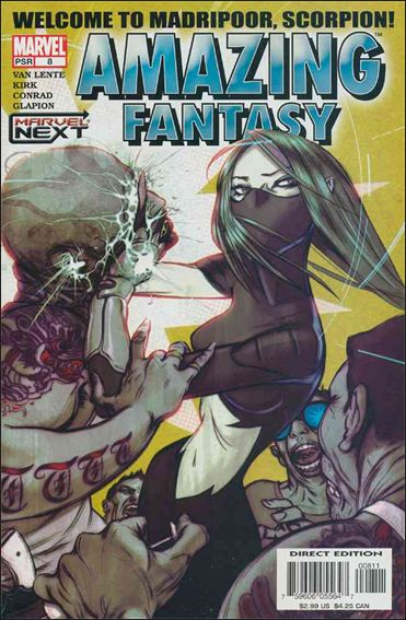 Amazing Fantasy (2004) 8-A by Marvel