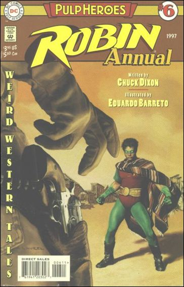Robin Annual 6-A by DC