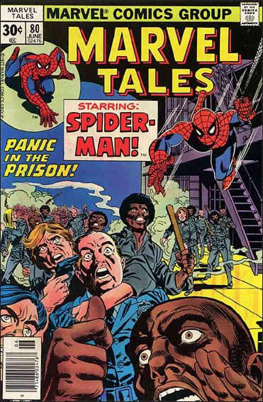 Marvel Tales (1966) 80-A by Marvel