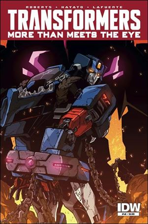 Transformers: More Than Meets the Eye (2012) 48-A