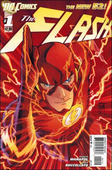Flash (2011) 1-D by DC