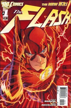 Flash (2011) 1-D