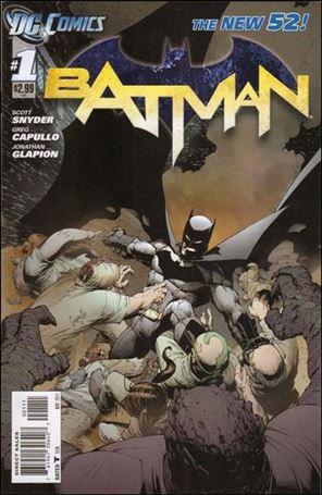 Batman (2011) 1-A