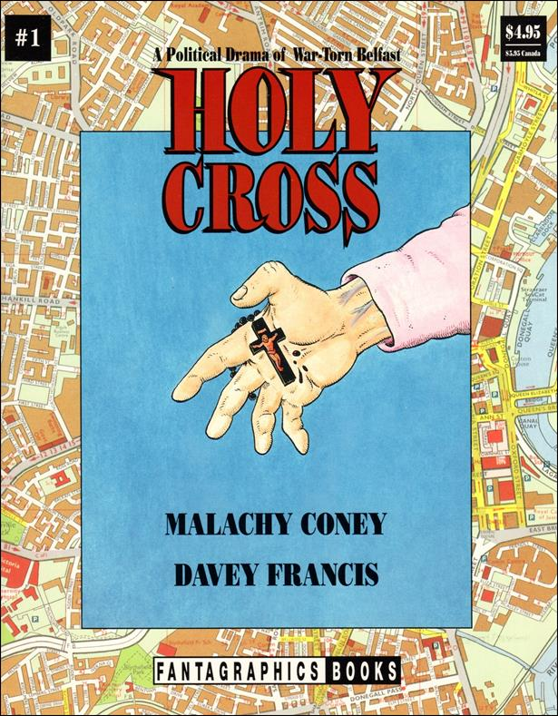 Holy Cross 1-A by Fantagraphics