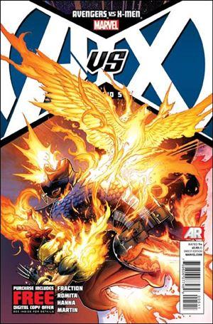 Avengers vs X-Men 5-A