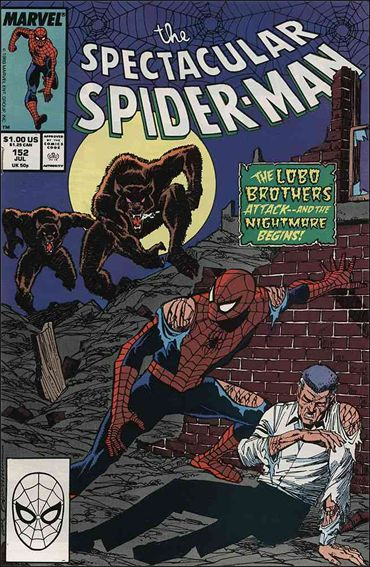 Spectacular Spider-Man (1976) 152-A by Marvel