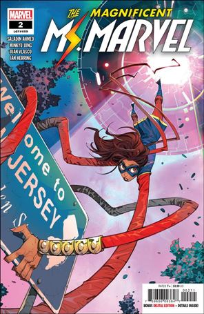 Magnificent Ms. Marvel 2-A