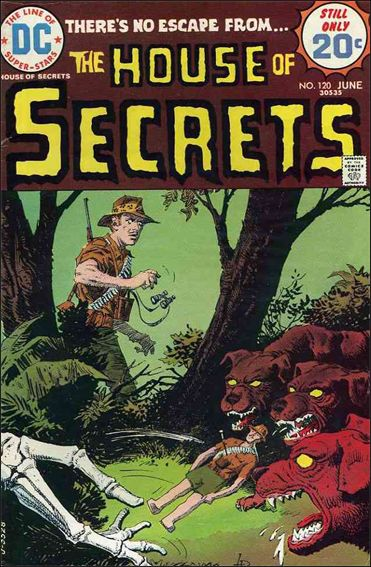 House of Secrets (1956) 120-A by DC