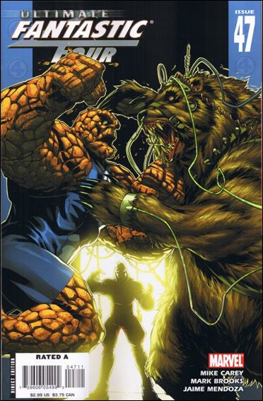 Ultimate Fantastic Four 47-A by Marvel