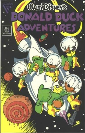 Walt Disney's Donald Duck Adventures (1987) 5-A