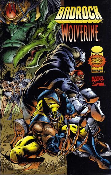 Badrock/Wolverine 1-C by Image