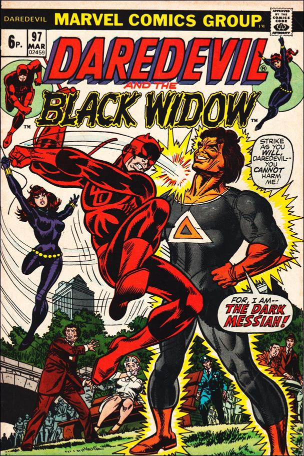 Daredevil (1964) 97-B by Marvel