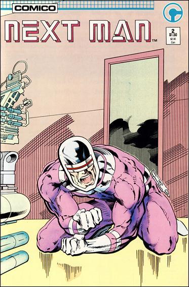 Next Man 2-A by Comico