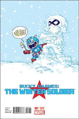 Bucky Barnes: Winter Soldier 1-E