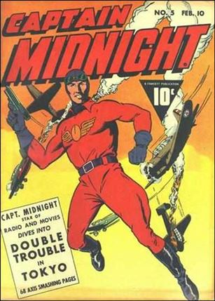 Captain Midnight (1942) 5-A