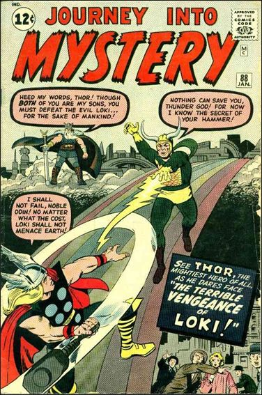 Journey into Mystery (1952) 88-A by Marvel