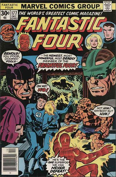 Fantastic Four (1961) 177-A by Marvel