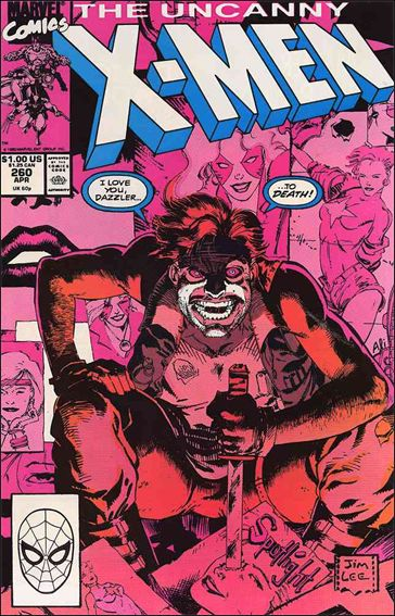 Uncanny X-Men (1981) 260-A by Marvel