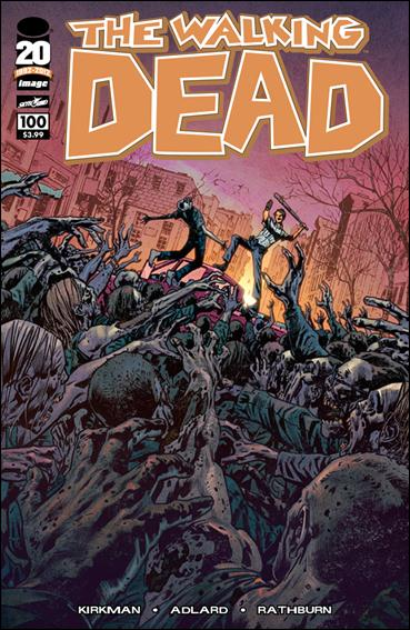 Walking Dead (2003) 100-F by Skybound Entertainment