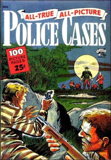 All-True All-Picture Police Cases 1-A by St. John