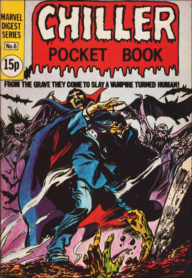 Chiller Pocket Book (UK) 6-A by Marvel UK