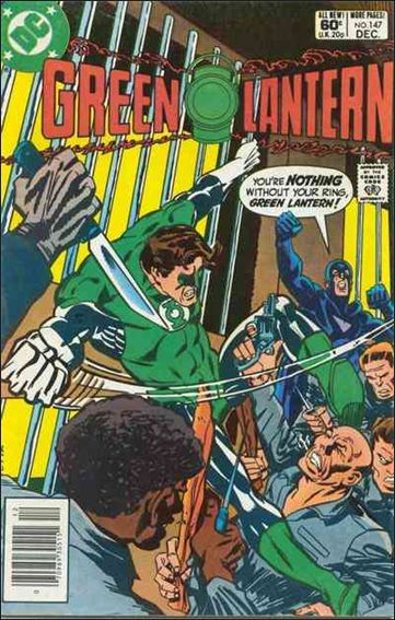 Green Lantern (1960) 147-A by DC