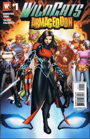 WildCats: Armageddon 1-A by WildStorm