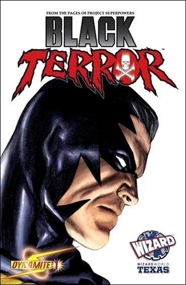 Black Terror (2008) 1-F by Dynamite Entertainment