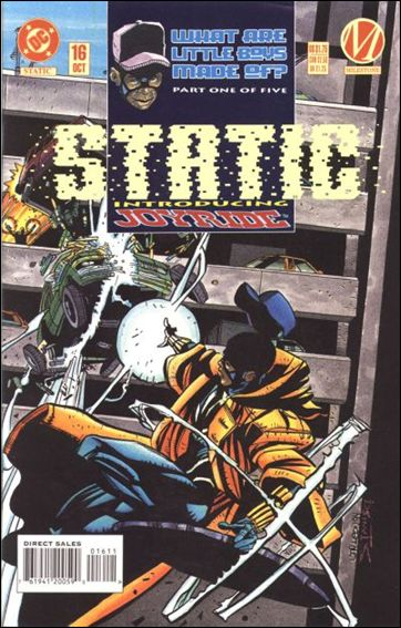 Static 16-A by Milestone