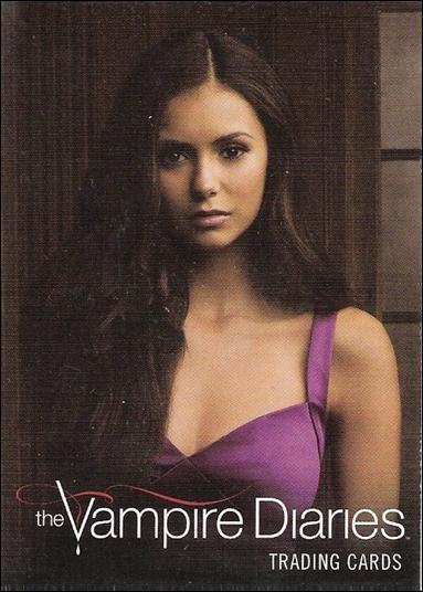 Vampire Diaries (Promo) P1-A by Cryptozoic Entertainment