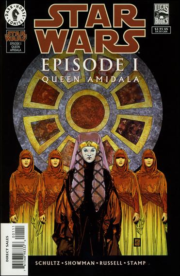 Star Wars: Episode I Queen Amidala nn-A by Dark Horse