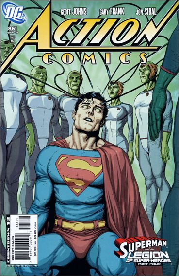 Action Comics (1938) 861-A by DC