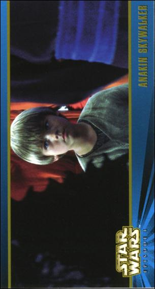 Star Wars: Episode I Widevision: Series 2 (Base Set) 4-A by Topps
